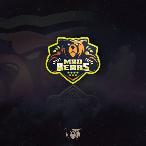 Mad logo with the title 'Mad Bears'