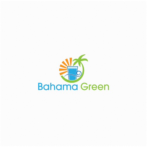 Juice logo with the title 'Bahama Green'