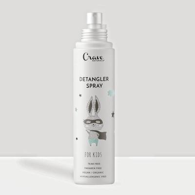 Detangler spray design concept