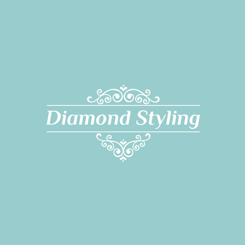 Swirl design with the title 'Logo for Diamond Styling'