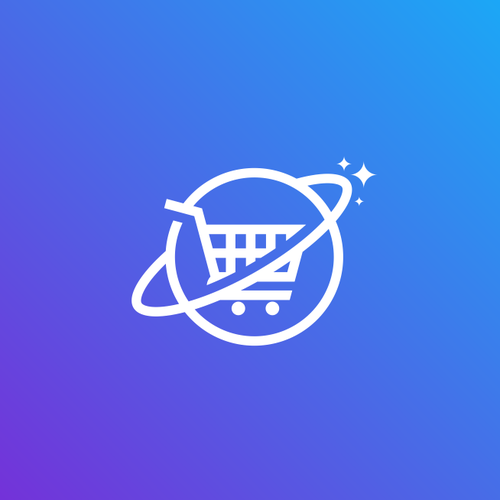 Shopping cart design with the title 'Cart Zapper'
