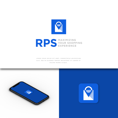Place brand with the title 'RPS Maximizing Your Shopping Experience'