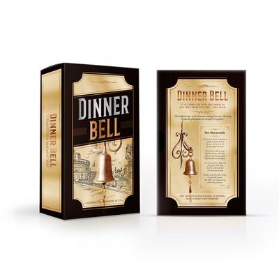 Dinner bell, packaging design