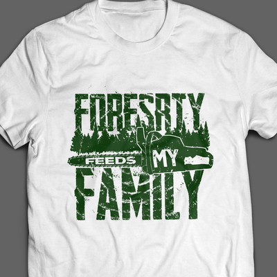 Forestry Feeds My Family