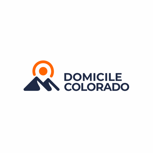 Environmental brand with the title 'Domicile Colorado'