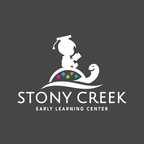 Elementary School logo with the title 'Early learning center'
