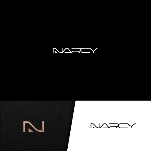 Esthetician logo with the title 'NARCY'