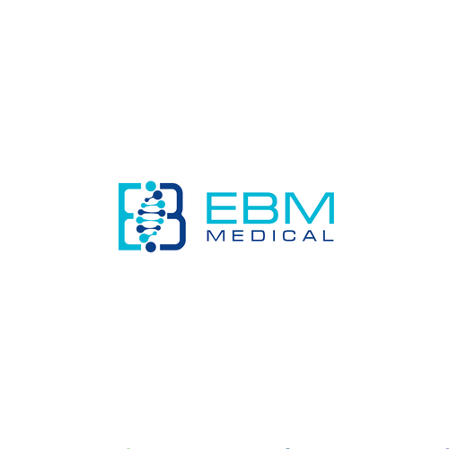 DNA brand with the title 'EBM medical'