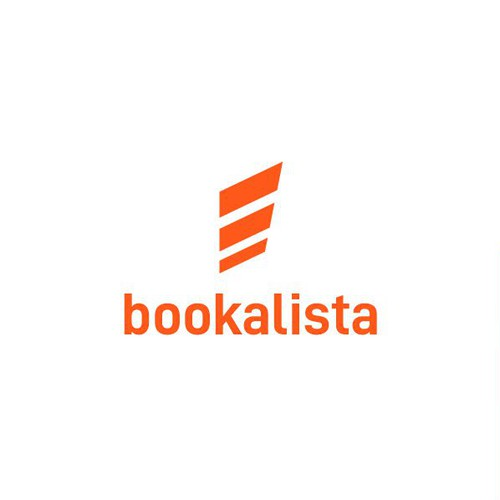 Poetry logo with the title 'Bookalista'