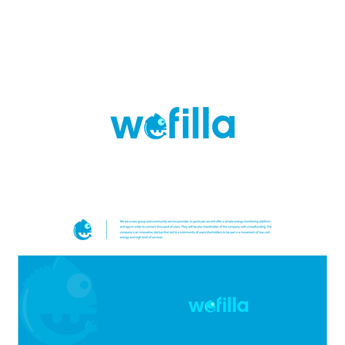 Innovative brand with the title 'wefella'