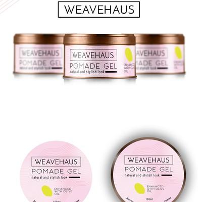 Weavehaus pomade gel