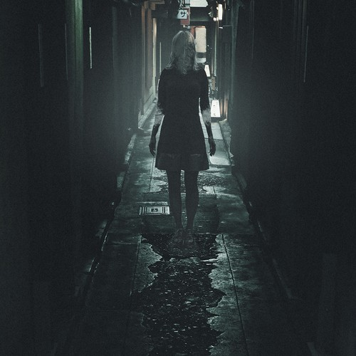 Paranormal book cover with the title 'Strange Japan ebook'