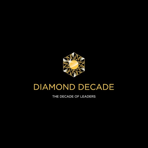 Diamond logo with the title 'Diamond Decade'