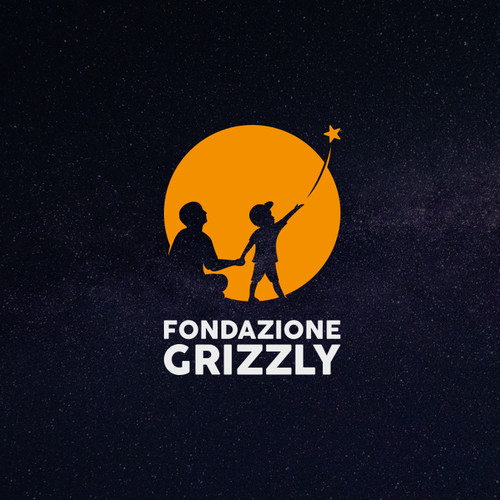 Foundation design with the title 'Fondazione Grizzly'