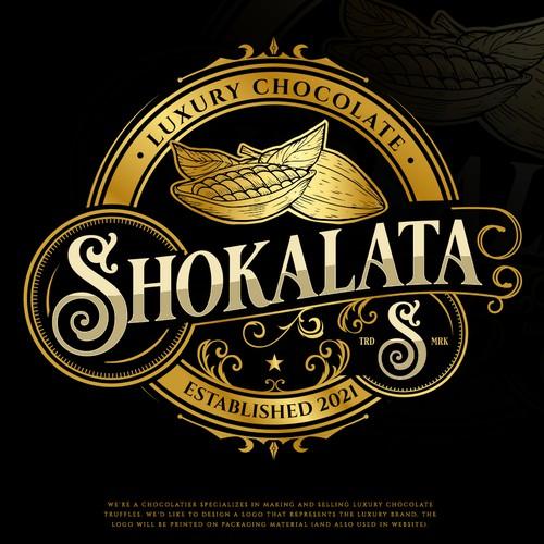 Cocoa logo with the title 'Shokalata'