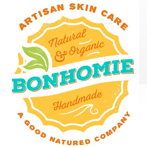 Skincare logo with the title 'Organic Skincare Logo'