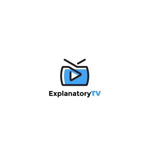 Logic logo with the title 'Play TV'