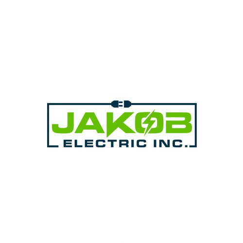 Plug logo with the title 'JACOB ELECTRIC INC.'