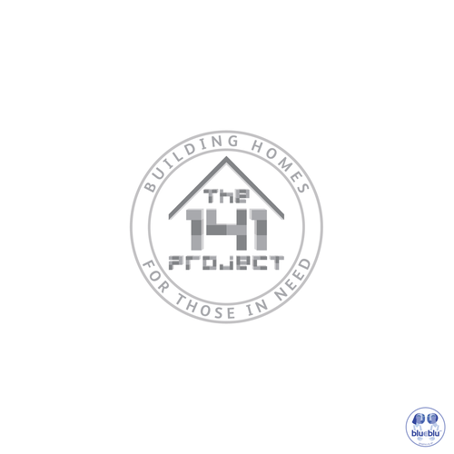 Funding logo with the title 'Cinderblock house'