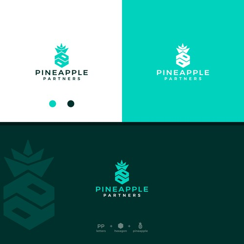 Pineapple logo with the title 'Pineapple Partners Company '