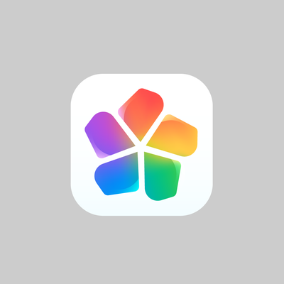 Photo Gallery app icon