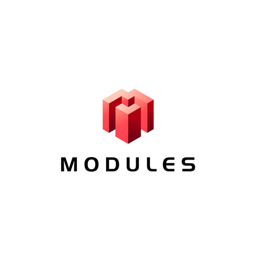 M logo with the title 'MODULES'