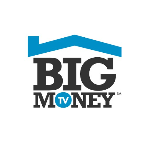Shirt logo with the title 'Big Money TV'