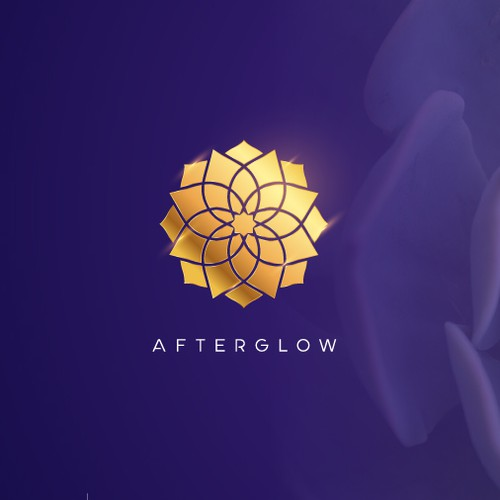 Flora logo with the title 'Afterglow'