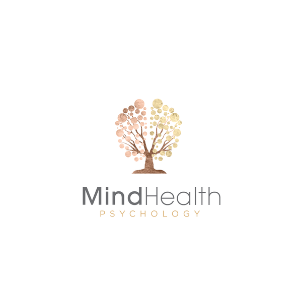 Psychology brand with the title 'Logo for psychology practice'
