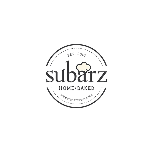 Homemade logo with the title 'Subarz Contest'