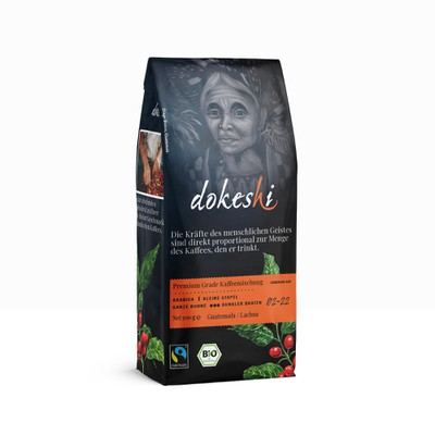 dokeshi Coffee Bag