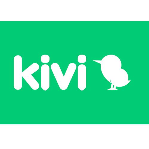 Kiwi design with the title 'Kivi recruitment'