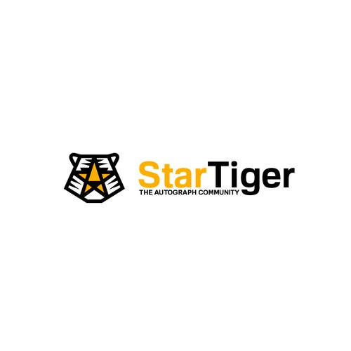 Burst logo with the title 'Star Tiger'