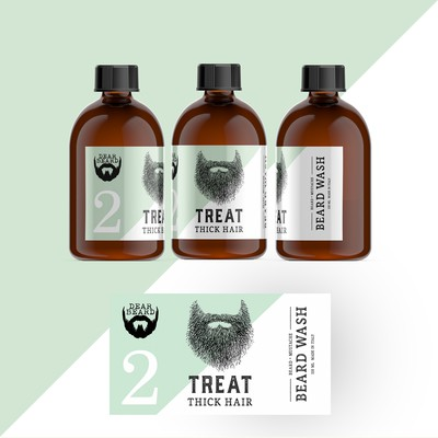 Label Men's Grooming Essentials