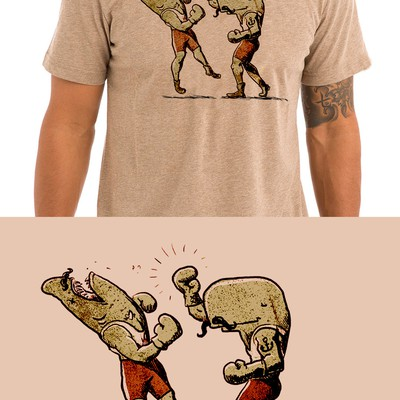 Create quirky, sarcastic, funny MEN'S T-SHIRT Designs with the theme HUMOR