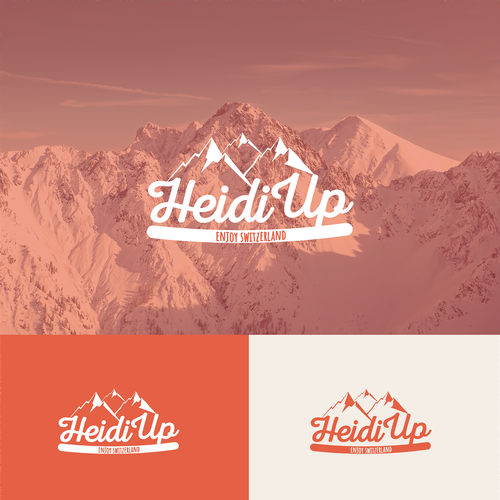 Swiss logo with the title 'Heidi Up'