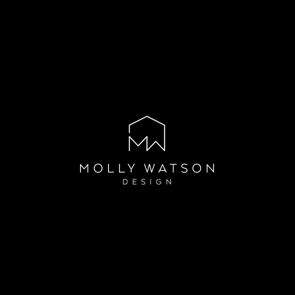 Effective design with the title 'Simple minimalistic clean logo'