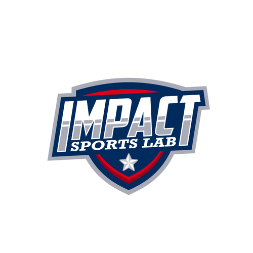 Impactful logo with the title 'Sports Performance business'