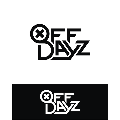 Rapper design with the title 'Off Dayz'