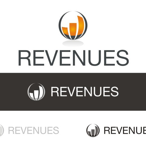 Economy logo with the title 'REVENUES'