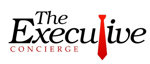Executive design with the title 'logo for The Executive Concierge'