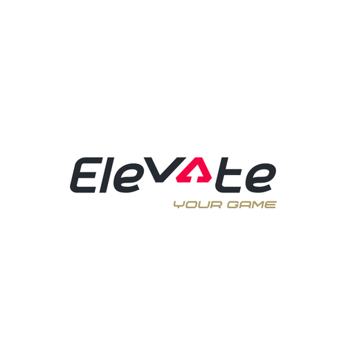 "Elevate logo with the title '""Elevate your game""'"