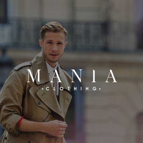 Clothing brand with the title 'Mania clothing '