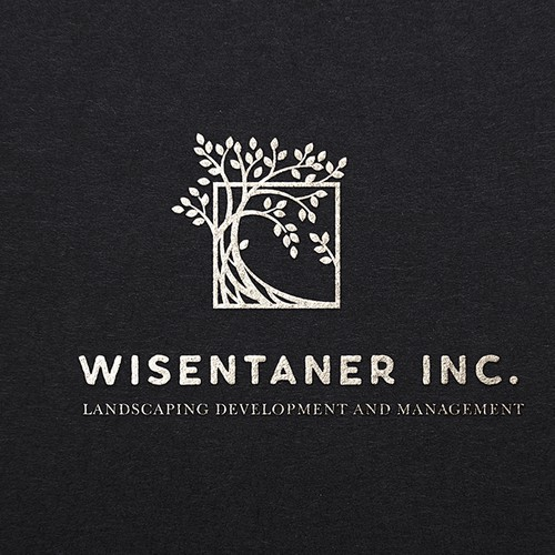 Wild logo with the title 'Tree in a box'