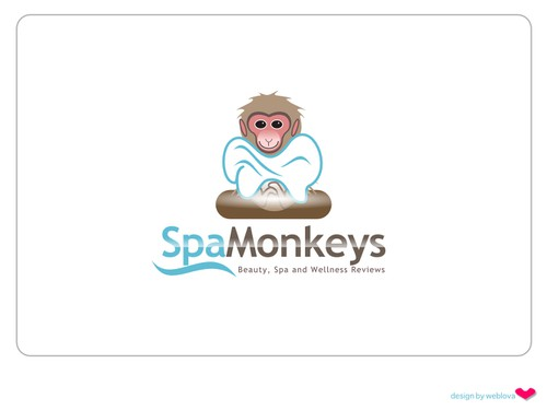 Monkey brand with the title 'Spa Monkeys'