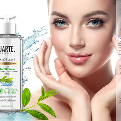 Label design for Micellar Water