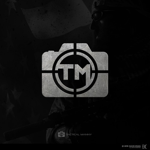 Digital Media logo with the title 'Tactical Manny'