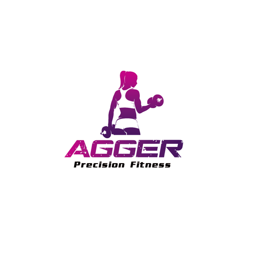 Active logo with the title 'Agger Precision Fitness'