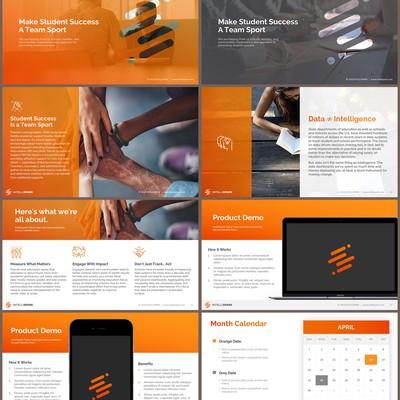 EdTeach Template Design