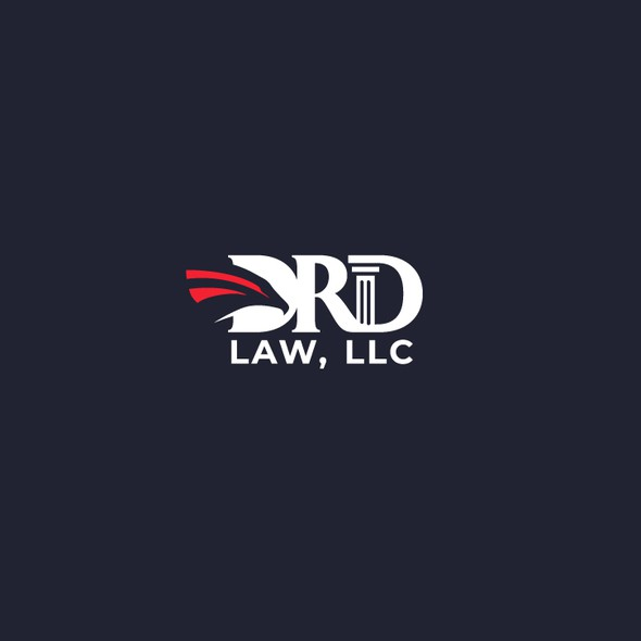 LLC logo with the title 'DRD law'